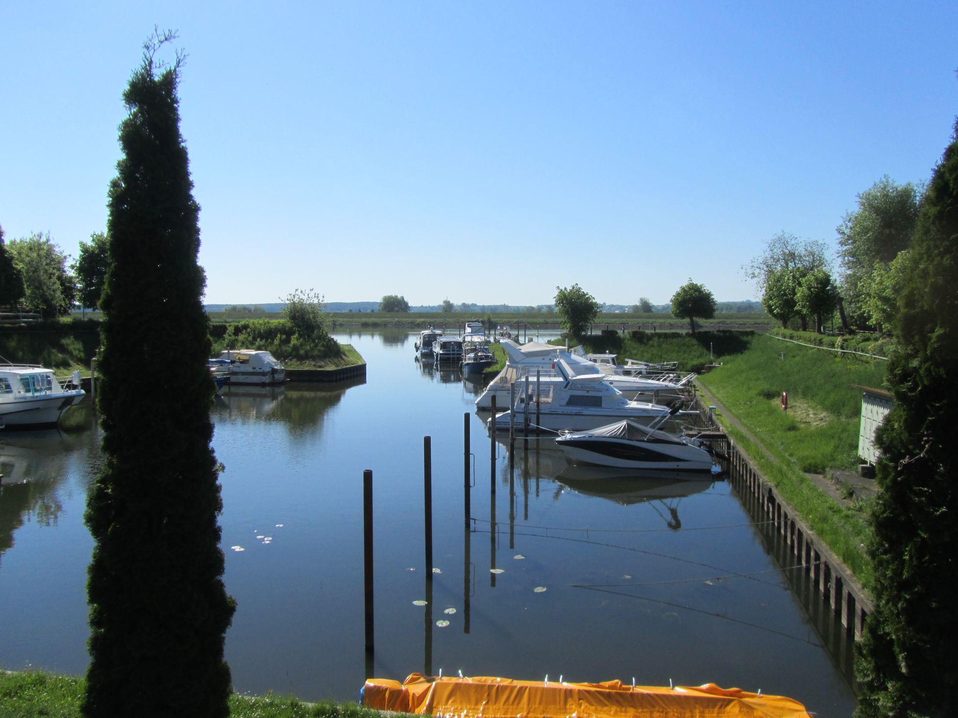 Hafen PCK Schwedt an der Oder