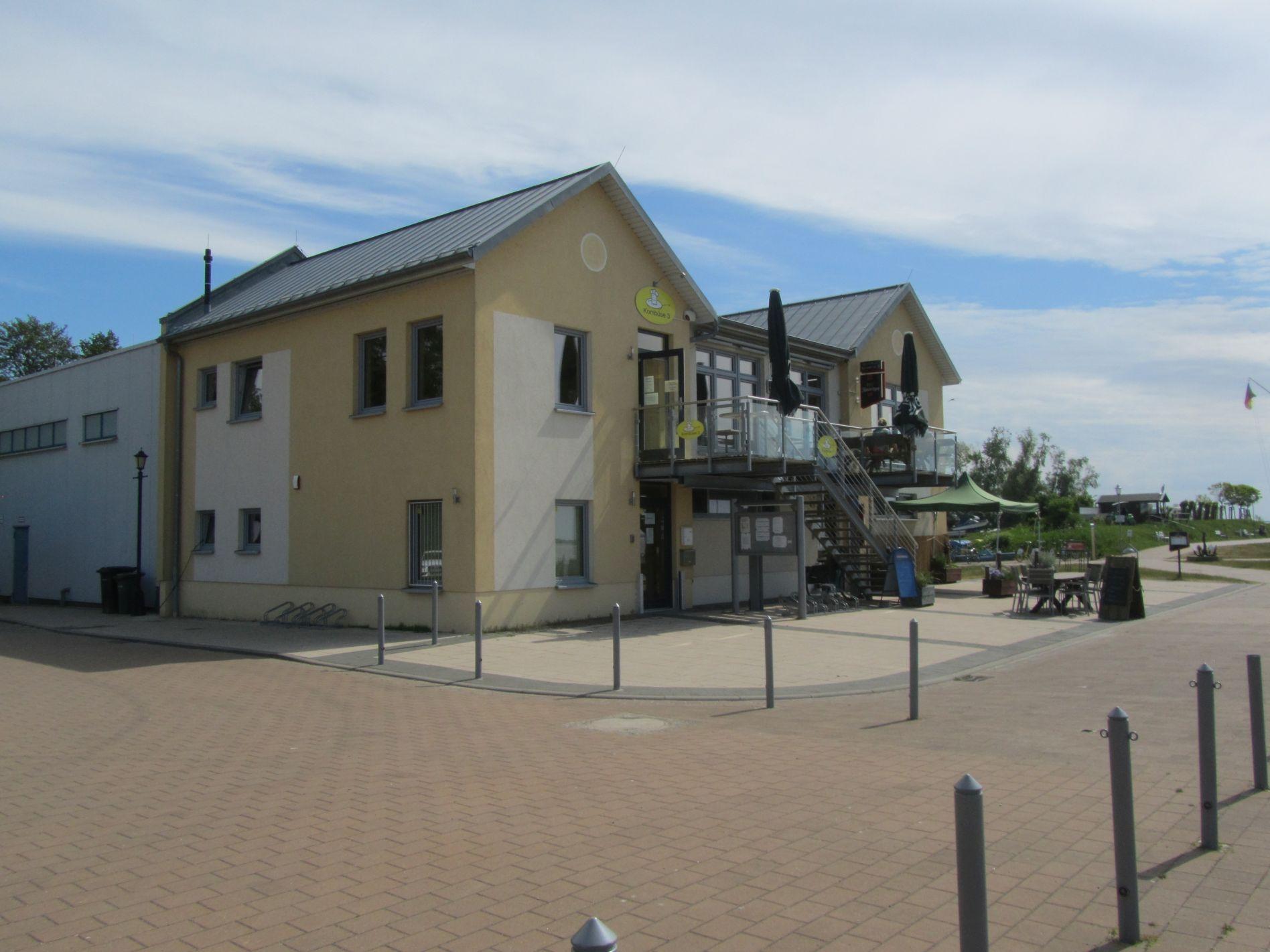 Kombüse  3 Restaurant am Hafen Zinnowitz