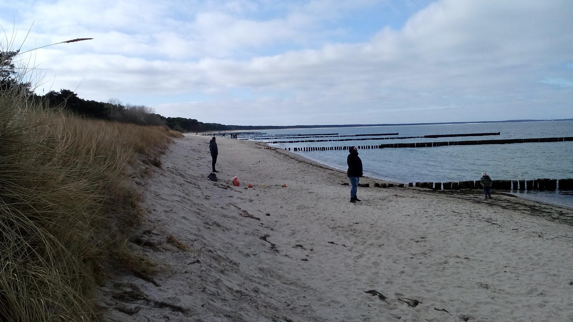 Rügen auf der Ostseeseite