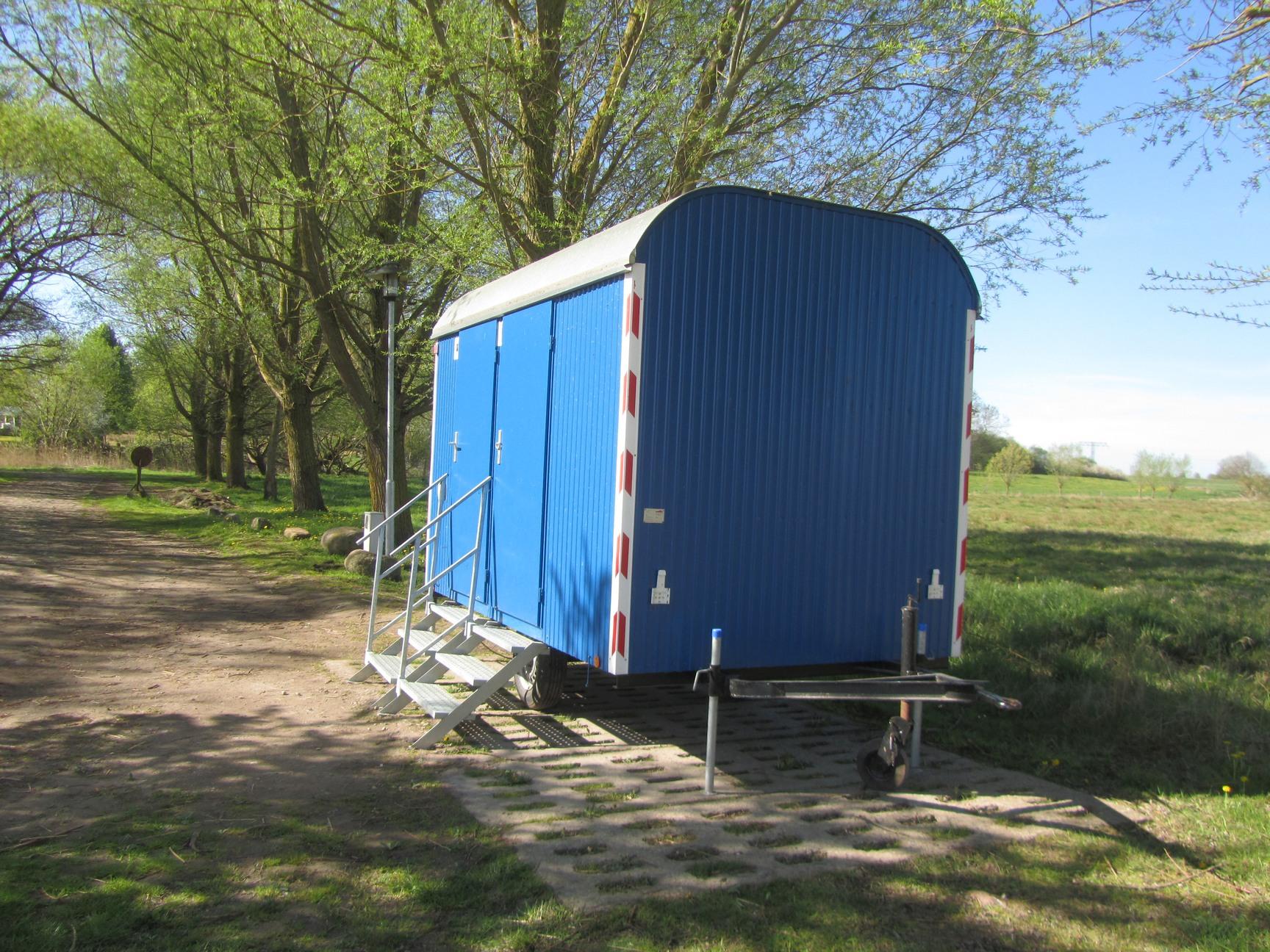 WC Wagen