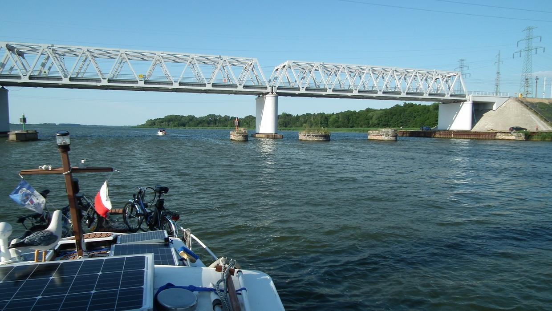 Brücke Wolin