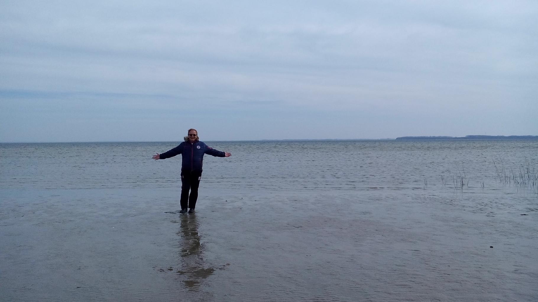 Jipiehhhhh endlich am Wasser
