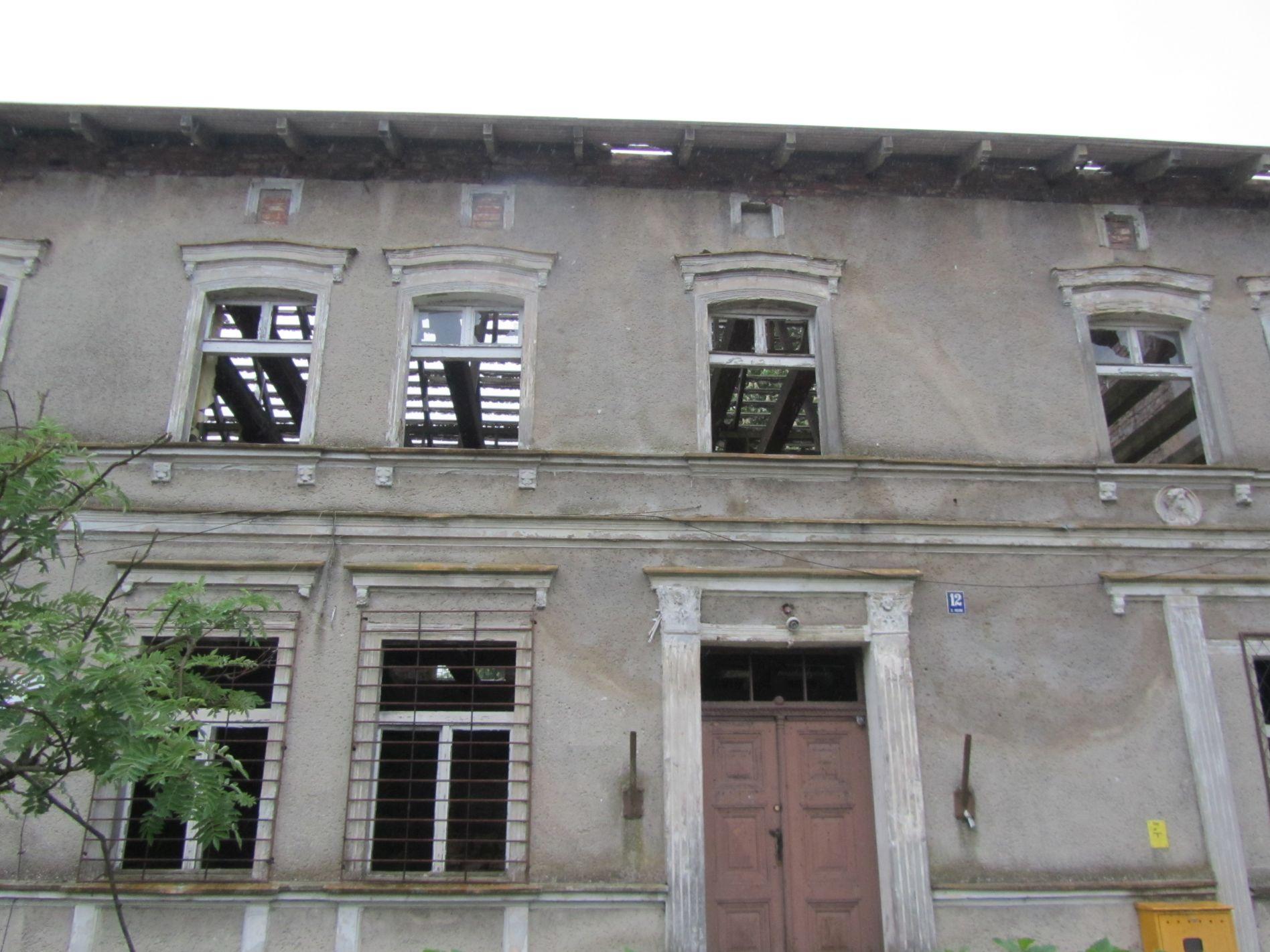 Ein Haus in Ziegenort