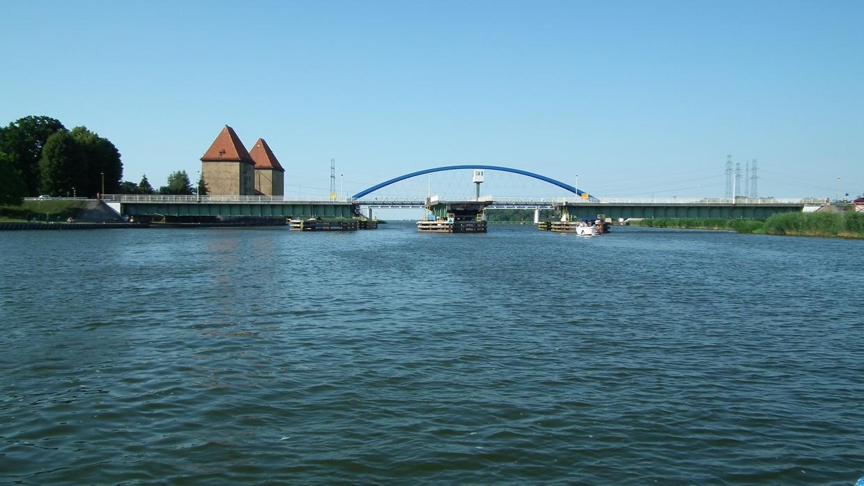 Die Brücken von Wolin