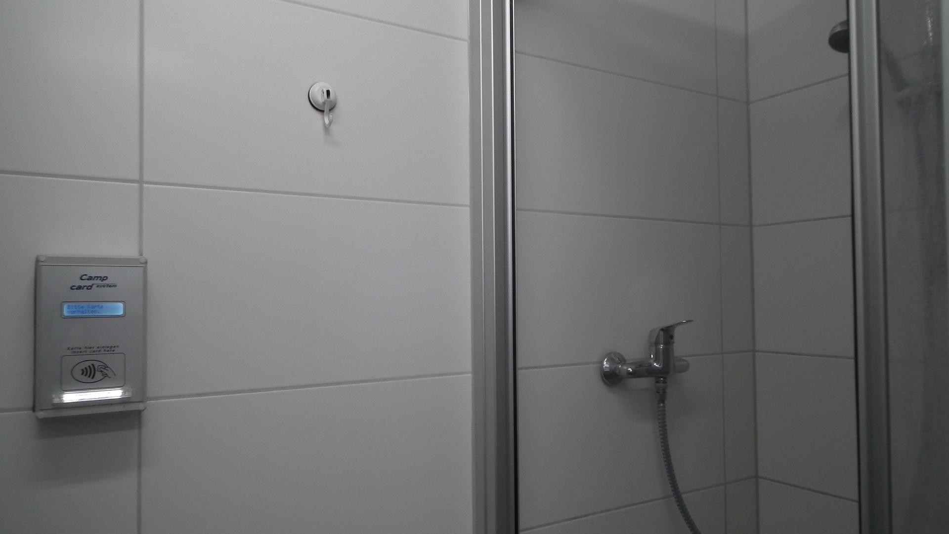 Dusche Baabe