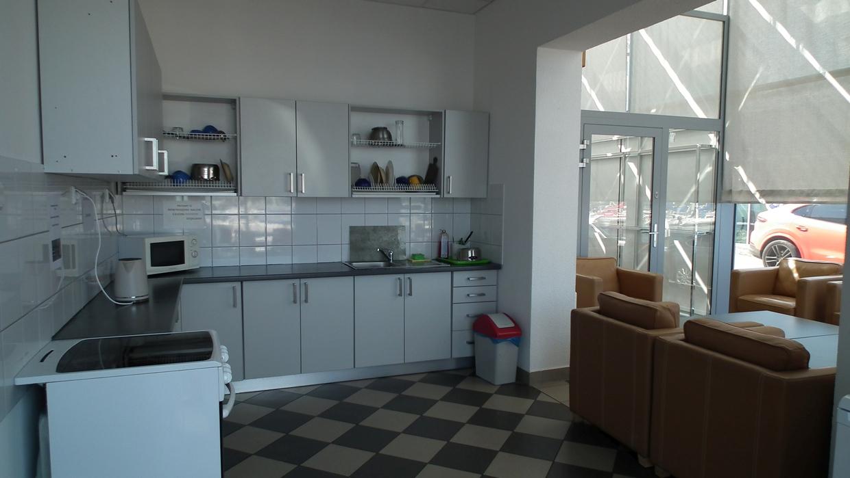 Küche und Aufenthaltsraum Kamien Pomorski