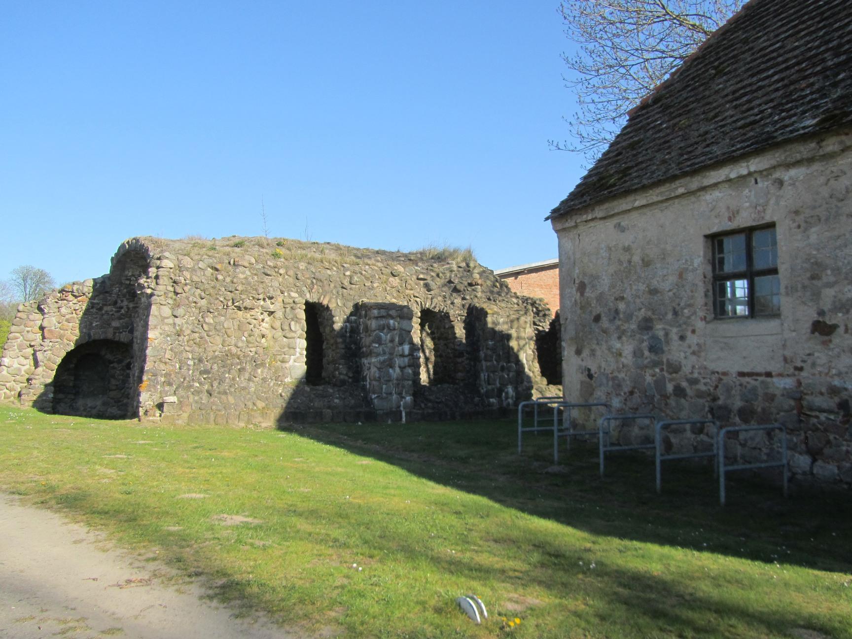 Klosterruine Stolpe
