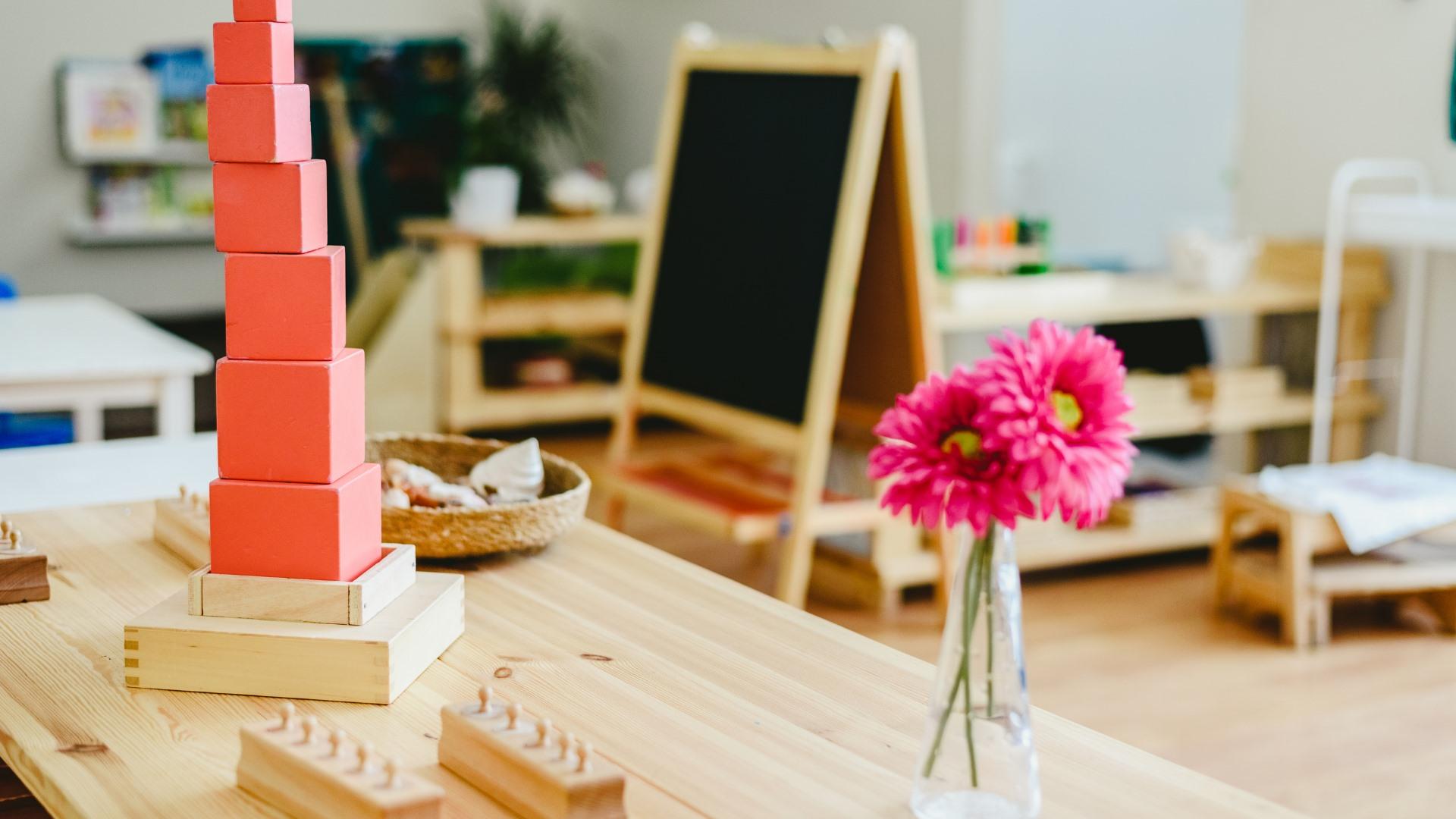 Uno sguardo sul Metodo Montessori