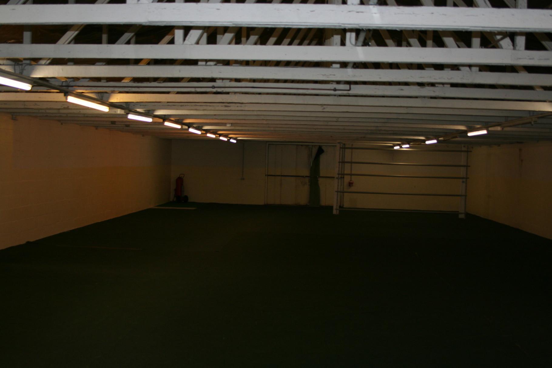 Unser zukünftiger Verkaufsraum vor der Eröffnung