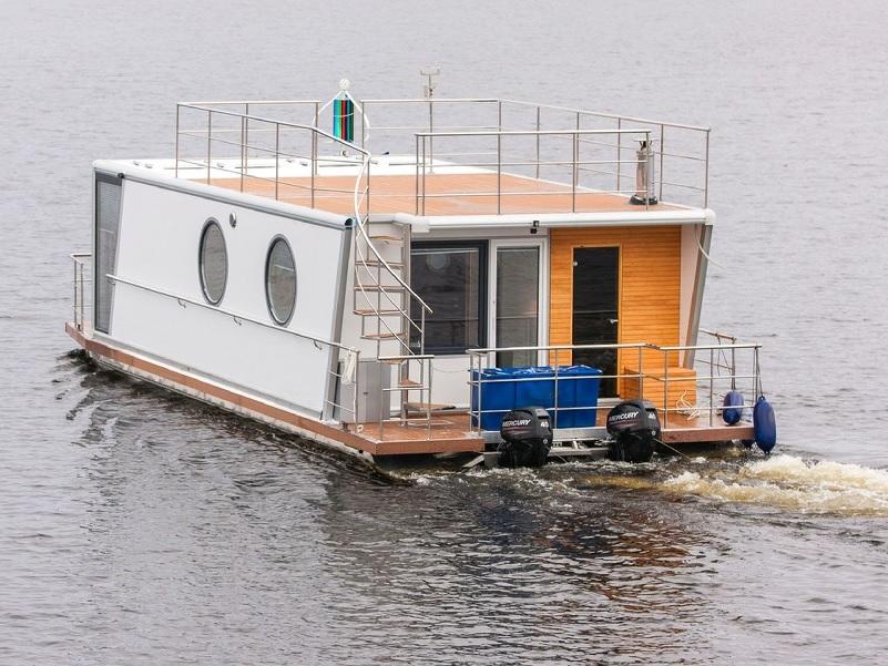 Finnland hausboot mieten und kaufen for Klassisches hausboot mieten