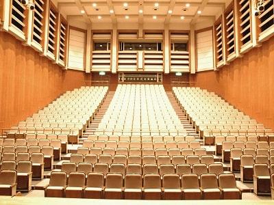 君津市民文化ホール-中ホール観客席
