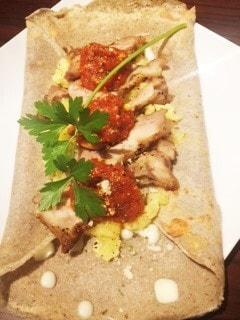 Kee's Diner-ガレット