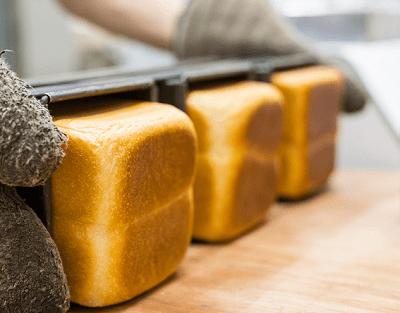 ル・ミトロン食パン-焼きたて食パン