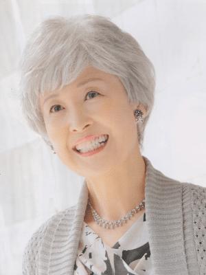 マロン美容室-カットモデル年配女性
