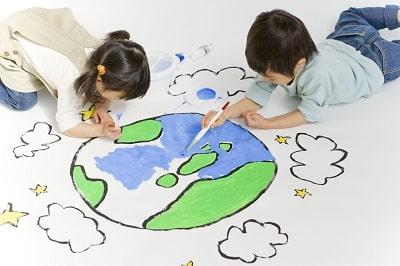 ホエール学園-お絵描き