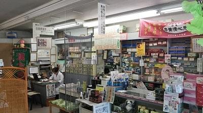 イシバシ薬品-店内