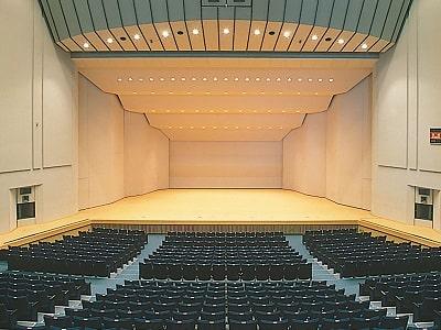 君津市民文化ホール-大ホール舞台