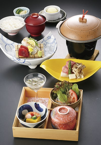 平日昼限定 レディース膳 2,000円(税込)