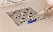 ダスキン本郷サービスマスター-浴室排水溝掃除
