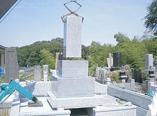 いしとも木更津営業所-墓石の設置