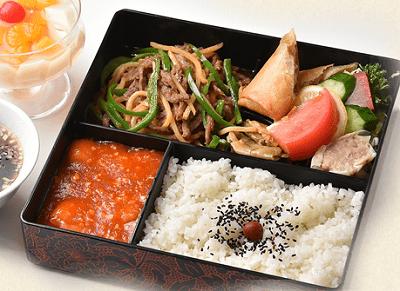 東洋-お弁当