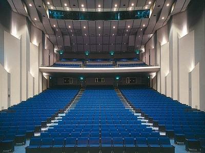 君津市民文化ホール-大ホール観客席