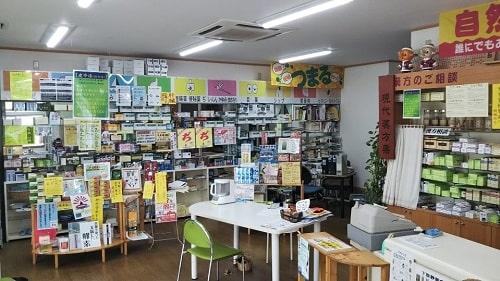イガラシ薬品-店内