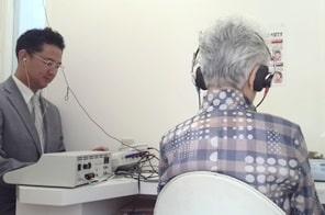 ミミベル補聴器サロン-検査