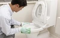 ダスキン本郷サービスマスター-トイレクリーニング