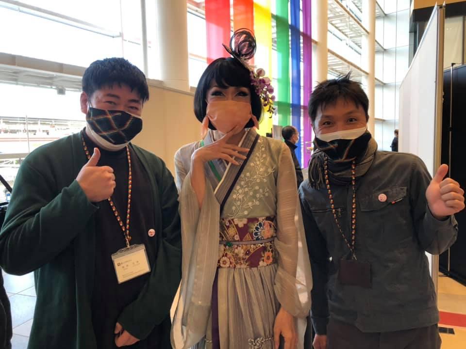 明石のパートナーシップ・ファミリーシップ制度のキックオフイベントに参加しました。