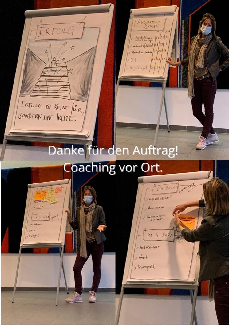 Coaching vor Ort