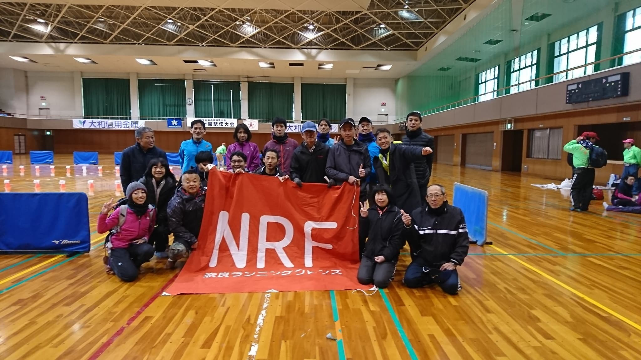 2019年2月 桜井市内一周駅伝
