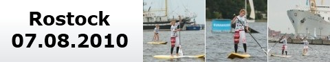 German SUP Tour Rostock