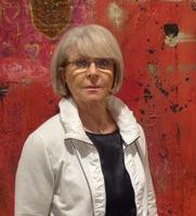 Annne Freubenberger, Mitglied im Kunstkreis Siegerland
