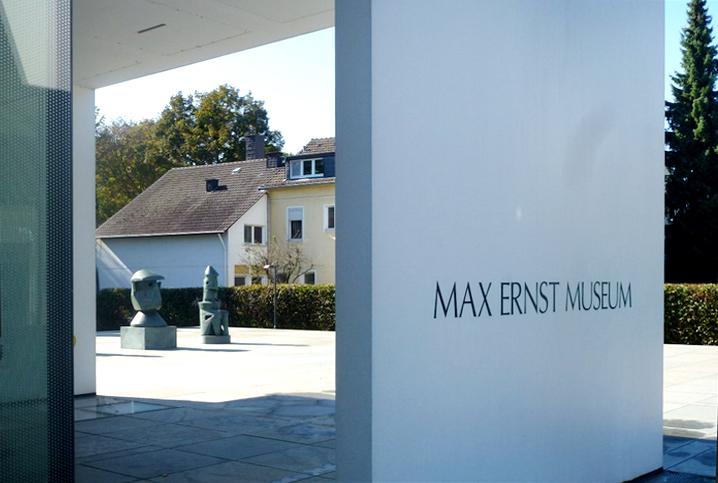 Max Ernst Museum, Brühk