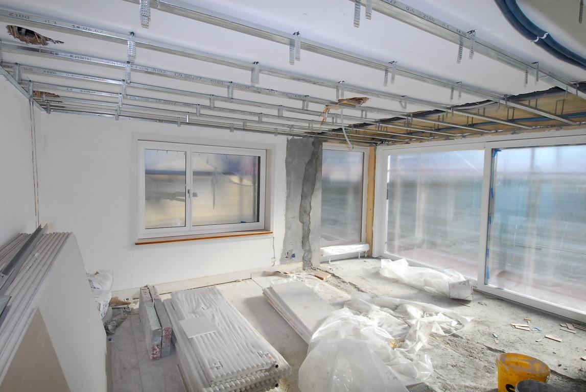 Erneuerung Wohnraum
