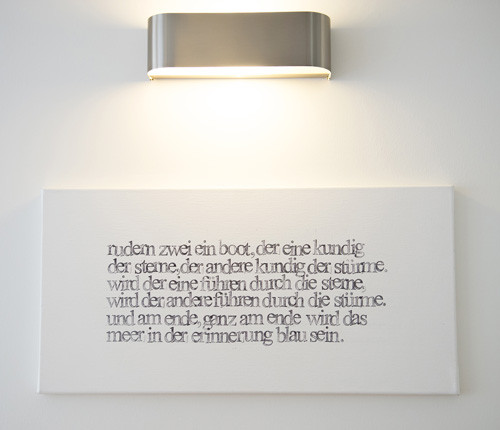 Im Praxisraum der Familienberatung Soltau - Petra Kölln