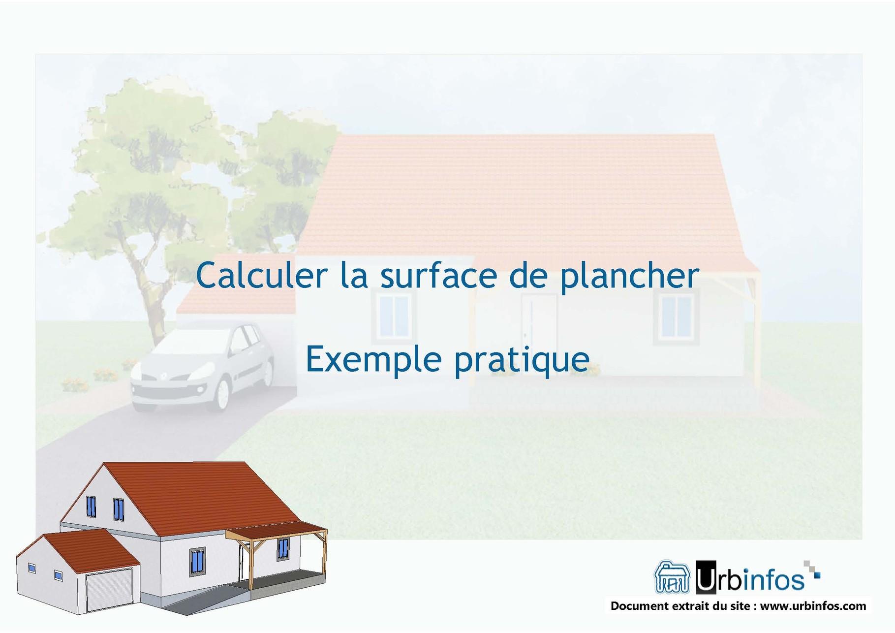 Lexique Des Plans Pour Mon Permis De Construire Plans Pour