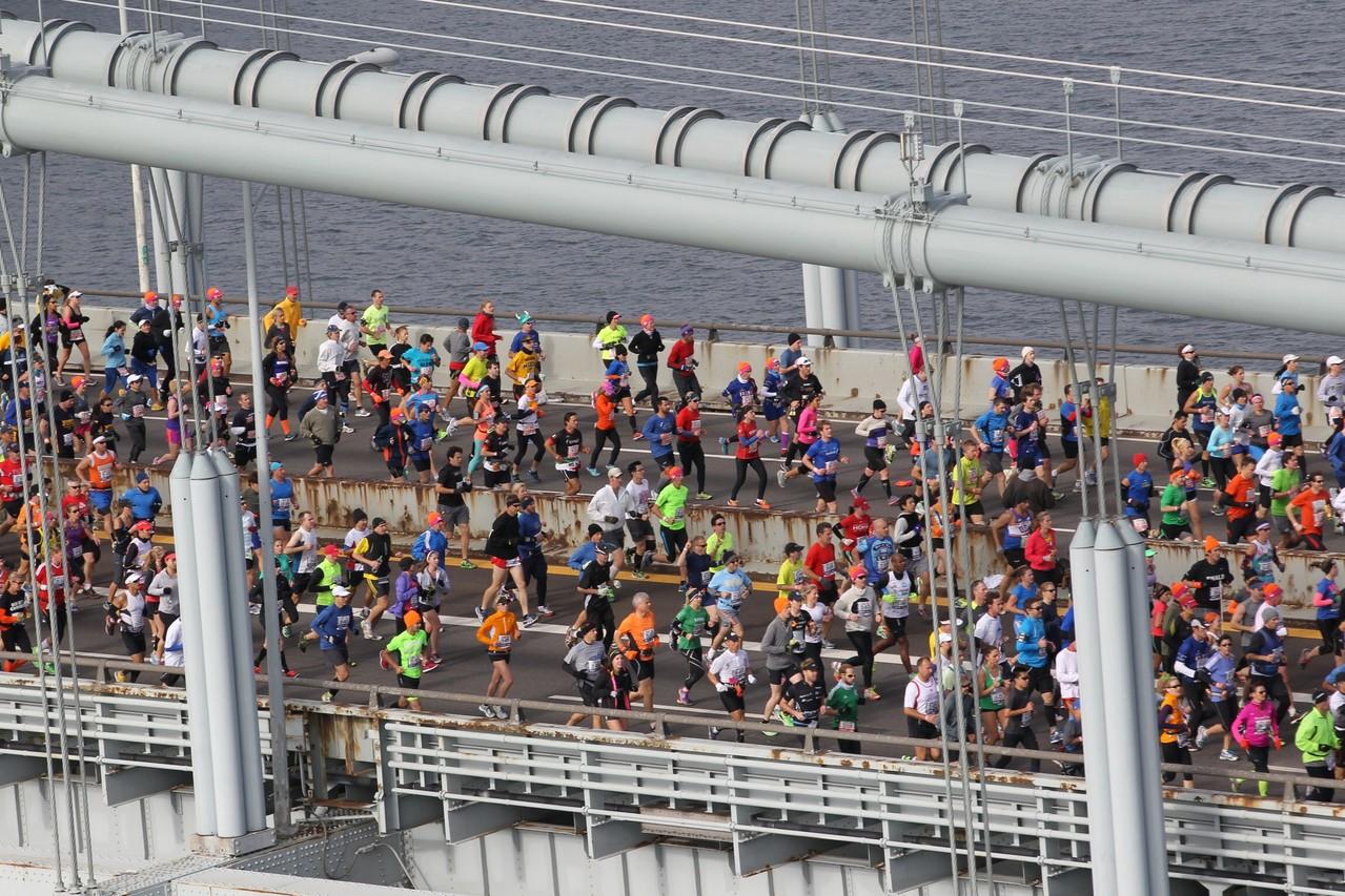 50.000 Läufer - darunter Ralf Schirrmeister