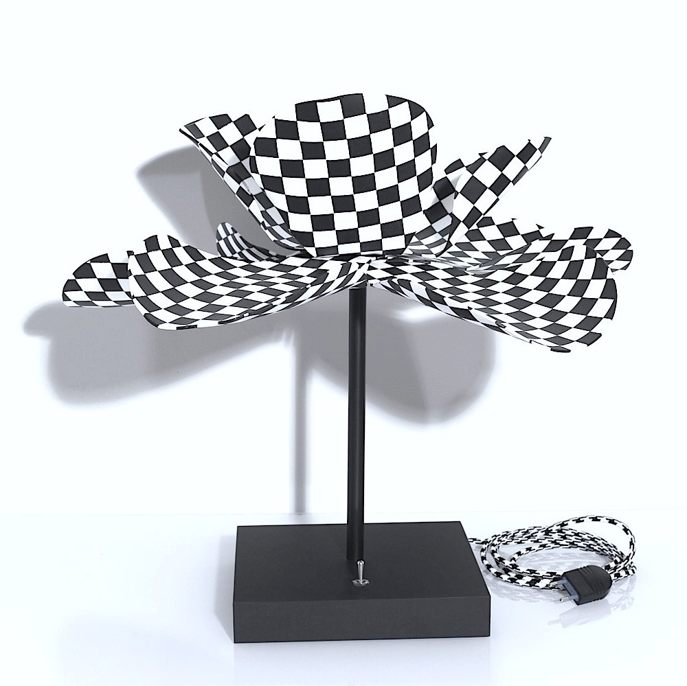 Lampe Fleur - Damia