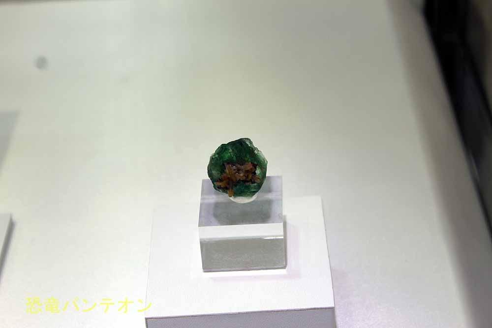 特別展示 ~フローライト~「蛍石の魅力」