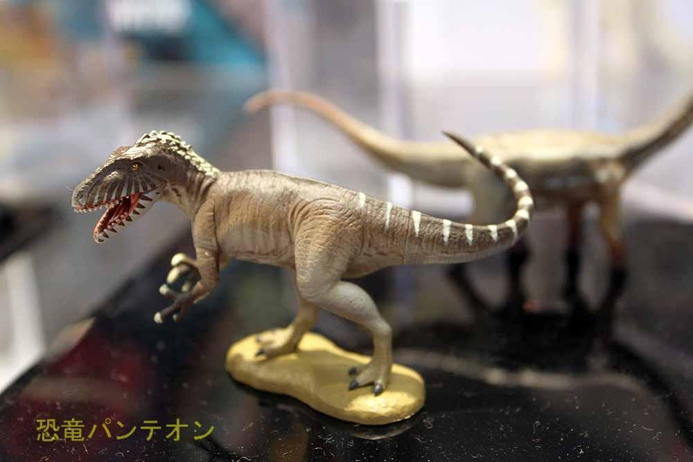 海洋堂 恐竜発掘記 日本の恐竜