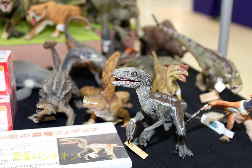 KASEKIYA 恐竜フィギュアもおいています。
