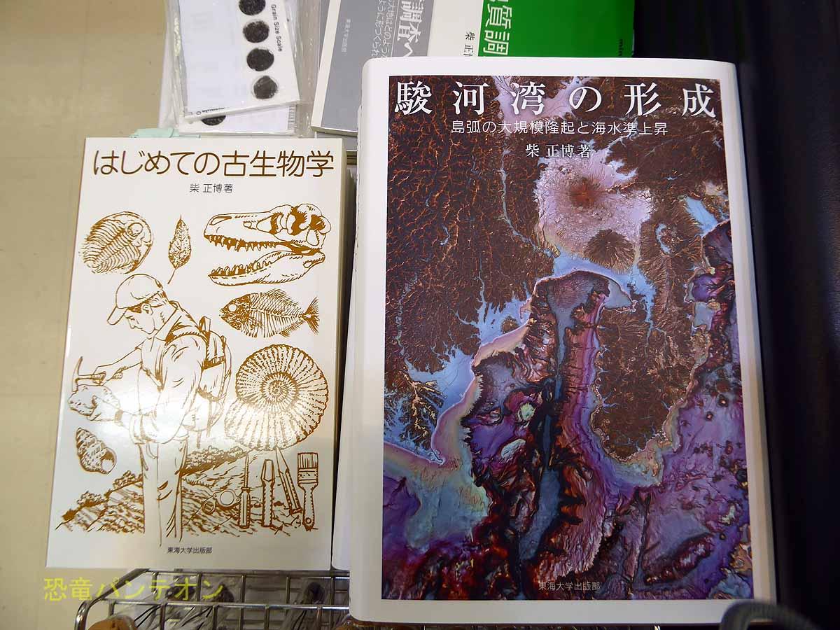 柴正博先生の新刊「駿河湾の形成」本体3000円