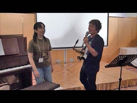 本田俊之さんと木村秀子さん