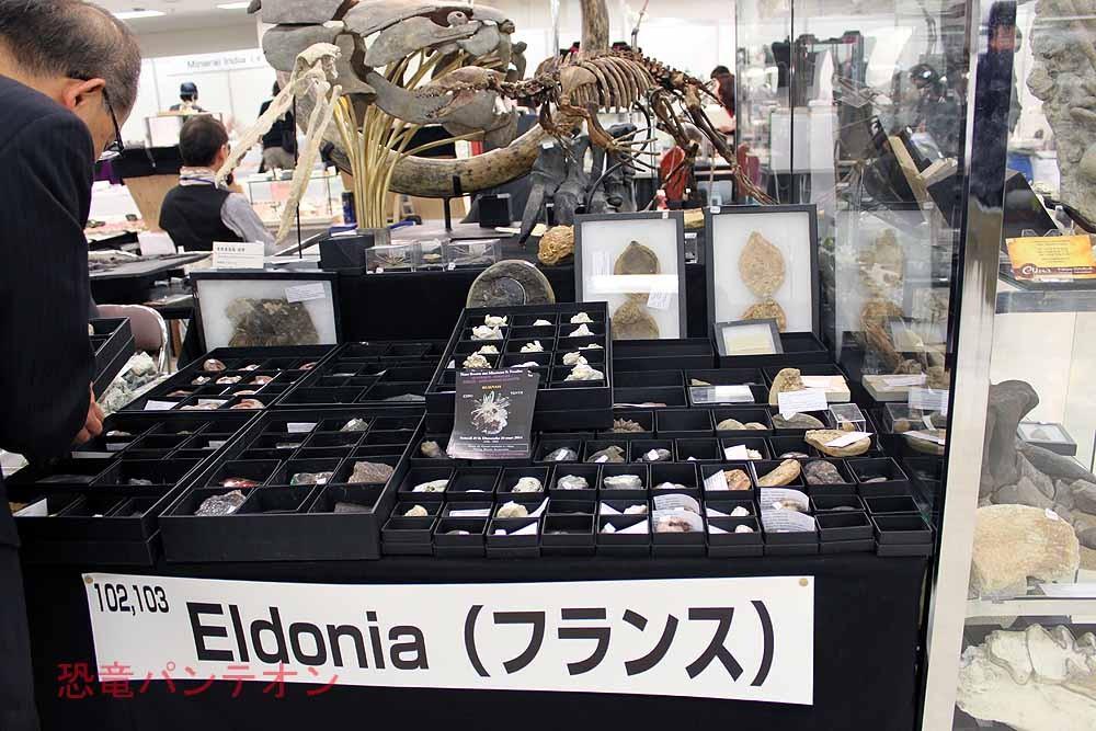 Eldonia フランスのお店です。ここのオーナーも英語で説明してくれました。
