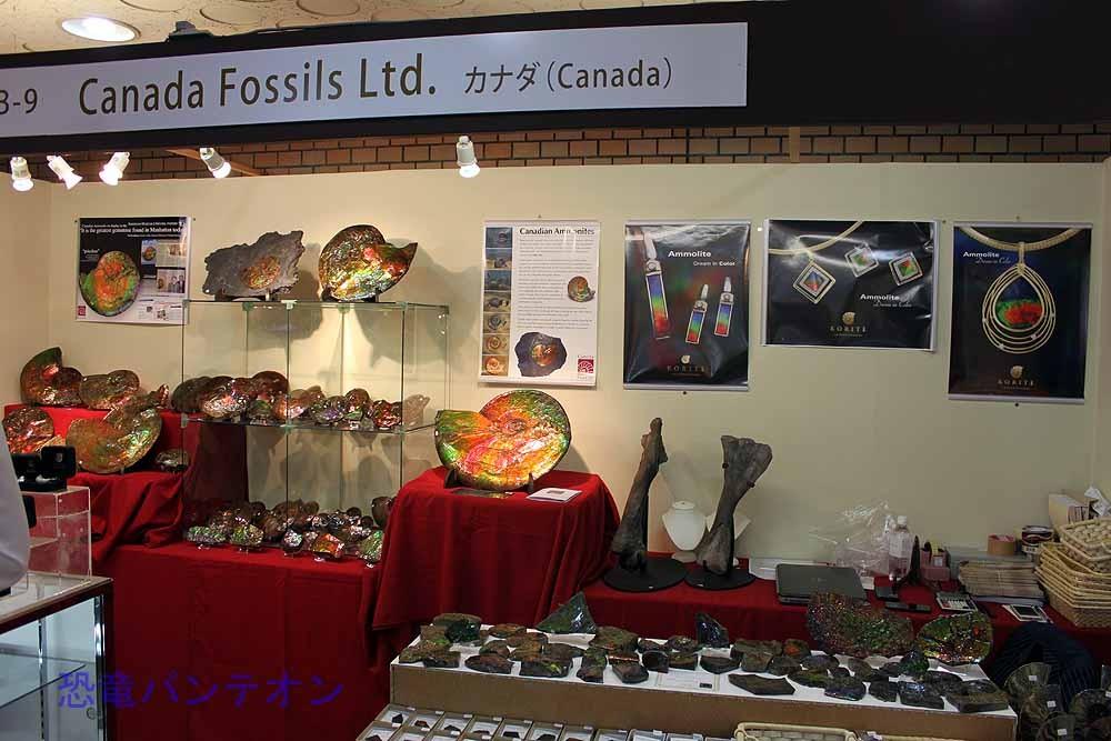 Canada Fossils Ltd.