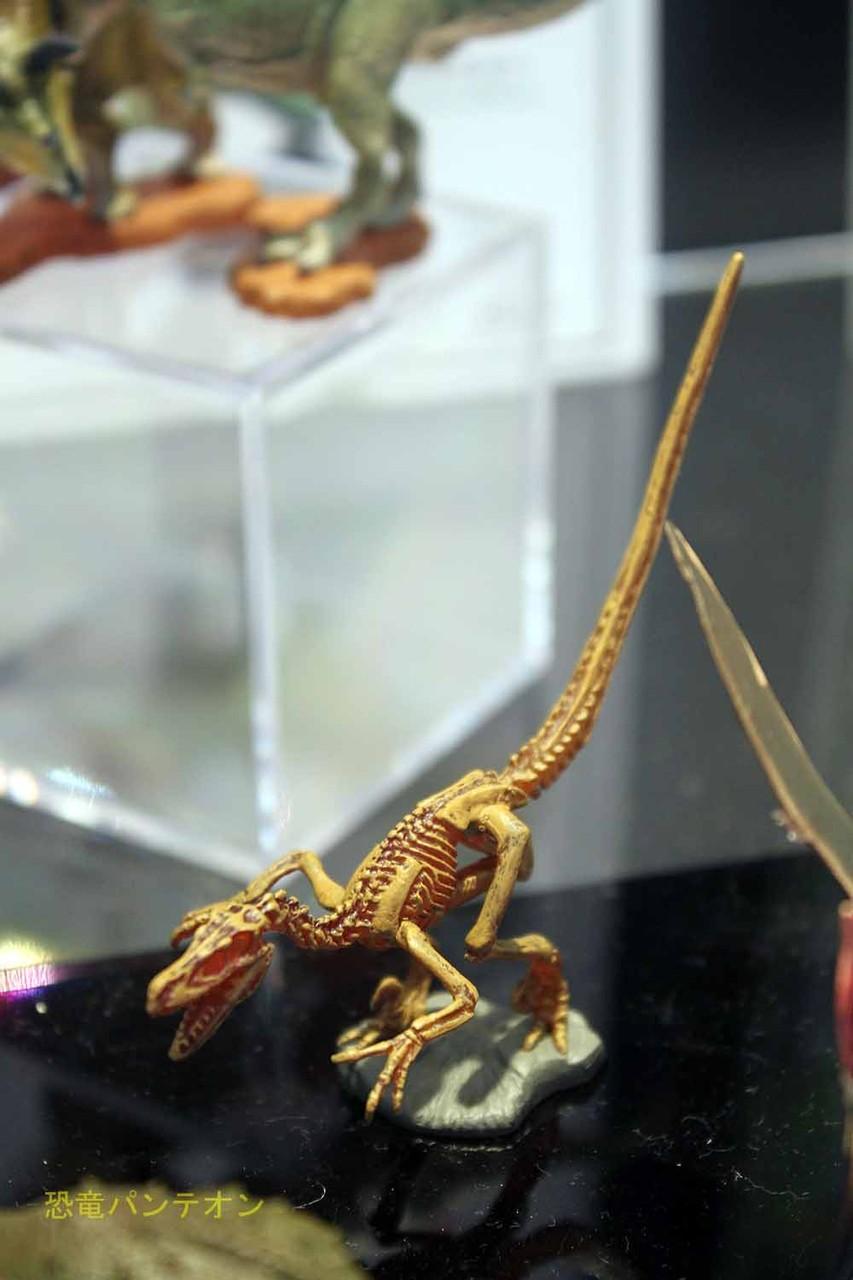 海洋堂 恐竜発掘記 白亜紀 2015年7月下旬発売 この原型は菅谷中さん