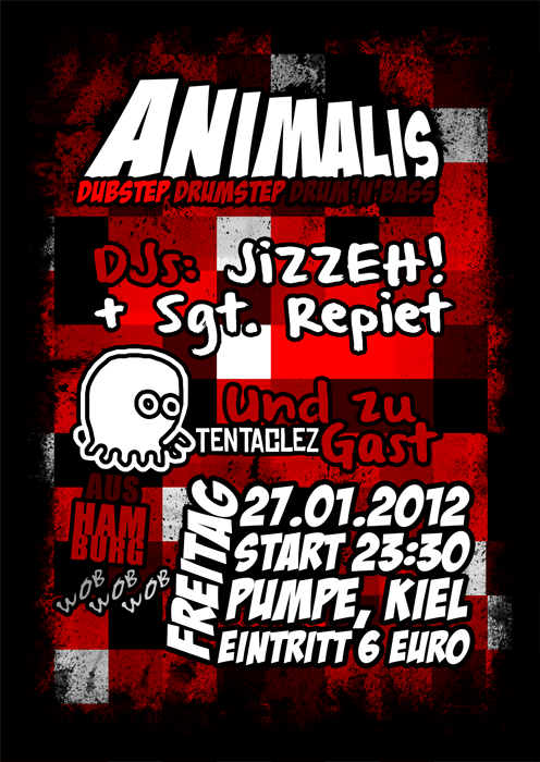 Animalis Dubstep Pumpe Kiel