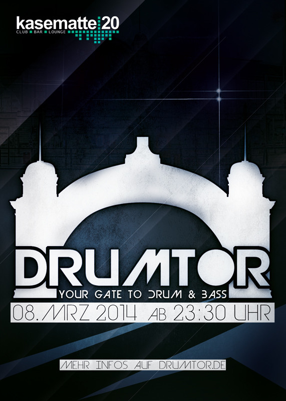 DnB Party in Hamburg